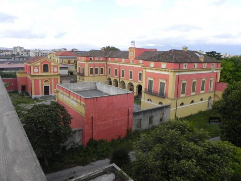 Ex Real Polverificio borbonico. Panoramica