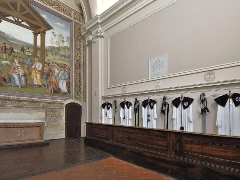 Ciità della Pieve, Oratorio di Santa Maria de Fedeli, Marcello; jpg; 2126 pixels; 1417 pixels