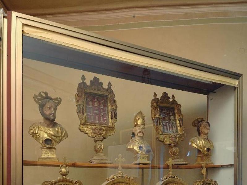 Raccolta d'Arte della Cattedrale. Interno. Ve Fedeli, Marcello; jpg; 1417 pixels; 2126 pixels