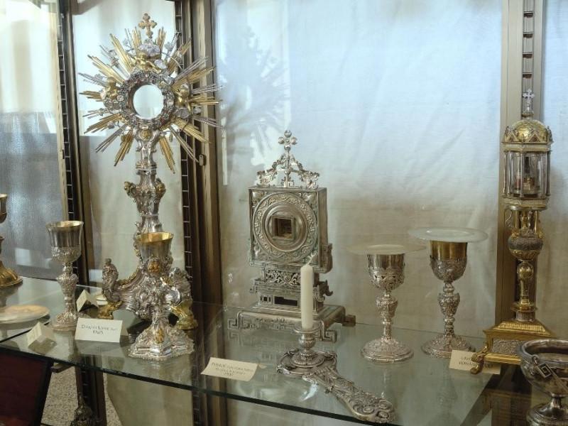 Raccolta d'Arte della Cattedrale. Interno. Ve Fedeli, Marcello; jpg; 2126 pixels; 1417 pixels