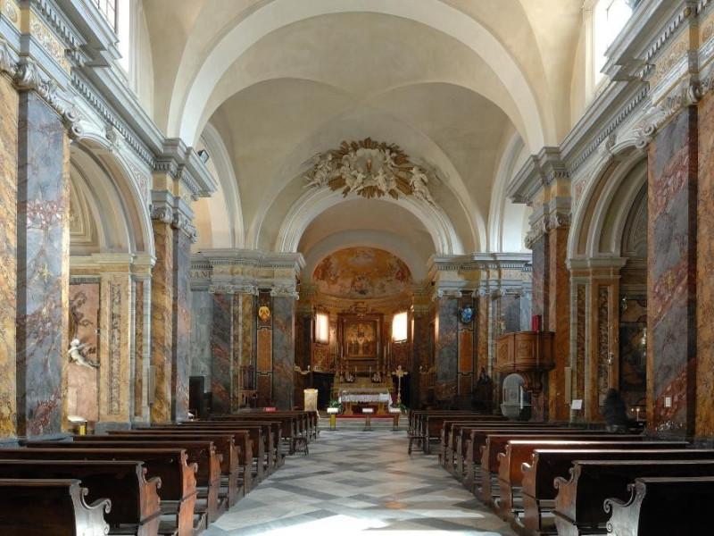 Cattedrale dei SS. Geravsio e Protasio. Navat Fedeli, Marcello; jpg; 2126 pixels; 1417 pixels