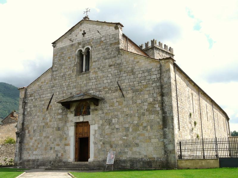 Badia di San Pietro di Camaiore