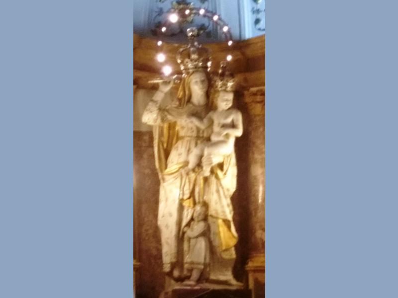 Statua Vergine del Soccorso