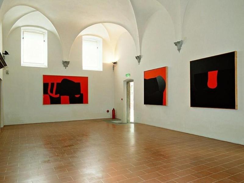 Sala espositiva Bovini, Mirko; jpg; 768 pixels; 768 pixels