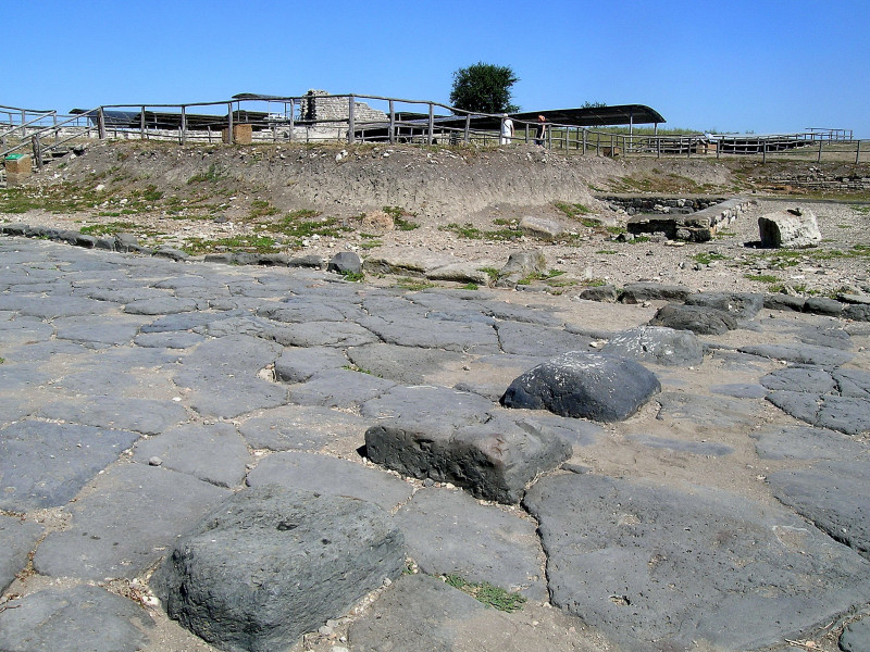 Area della città etrusco-romana di Vulci