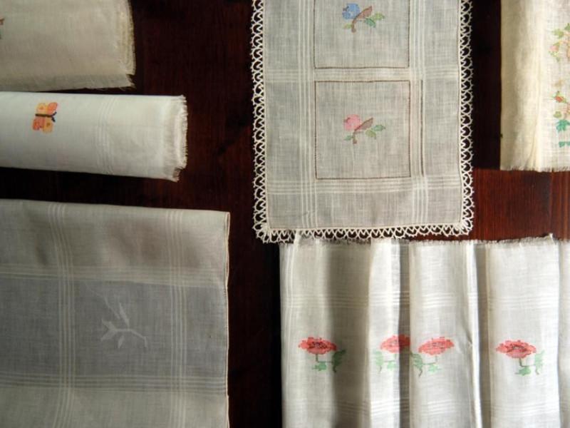 Tessuti umbri. Spolinato Bovini, Mirko; jpg; 929 pixels; 622 pixels