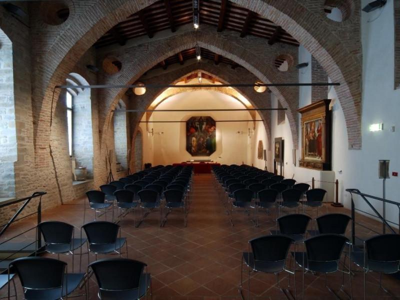 Museo. Sala conferenze Bellu, Sandro; jpg; 3872 pixels; 2592 pixels