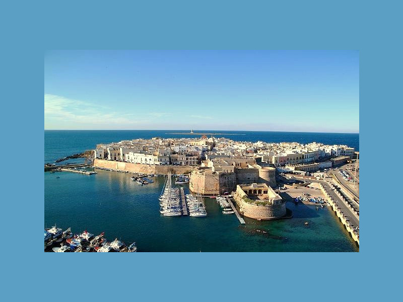 Gallipoli - Città Vecchia