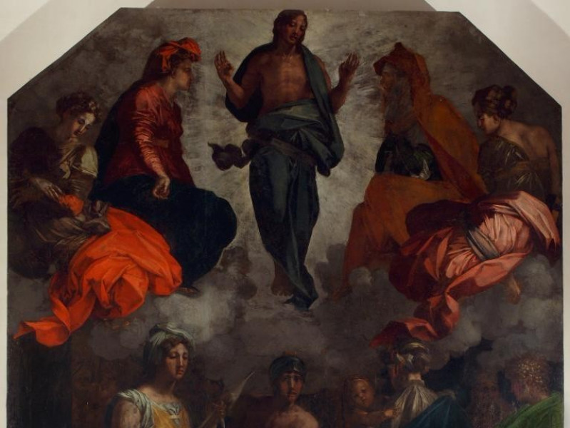 Giovanni Battista di Jacopo di Gasparre detto Bellu, Sandro; jpg; 2717 pixels; 3543 pixels