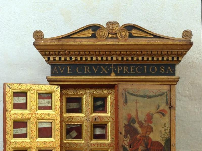 Reliquiario della croce, 1541 Bellu, Sandro; jpg; 2894 pixels; 3449 pixels