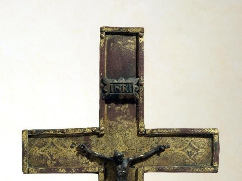 Croce astile, seconda metà XII secolo Bellu, Sandro; jpg; 2592 pixels; 3872 pixels