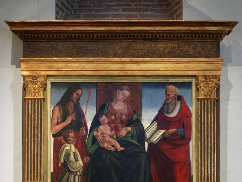 Giovanni Battista da Città di Castello, Madon Bellu, Sandro; jpg; 2946 pixels; 3400 pixels