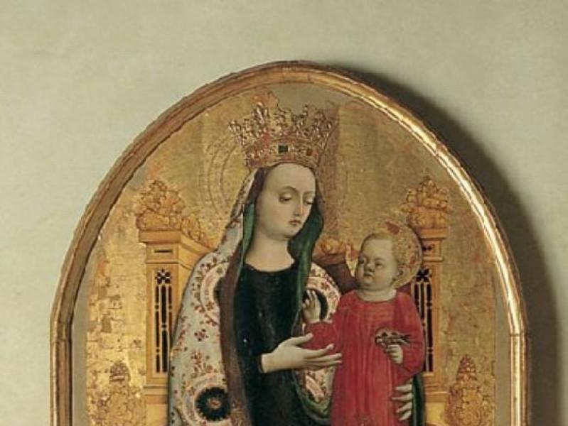 Antonio Vivarini, Madonna con il Bambino, 144 Bellu, Sandro/ Castignani, Sante/ Royal Collection Enterprise Ltd. Windsor (England); jpg; 400 pixels; 687 pixels