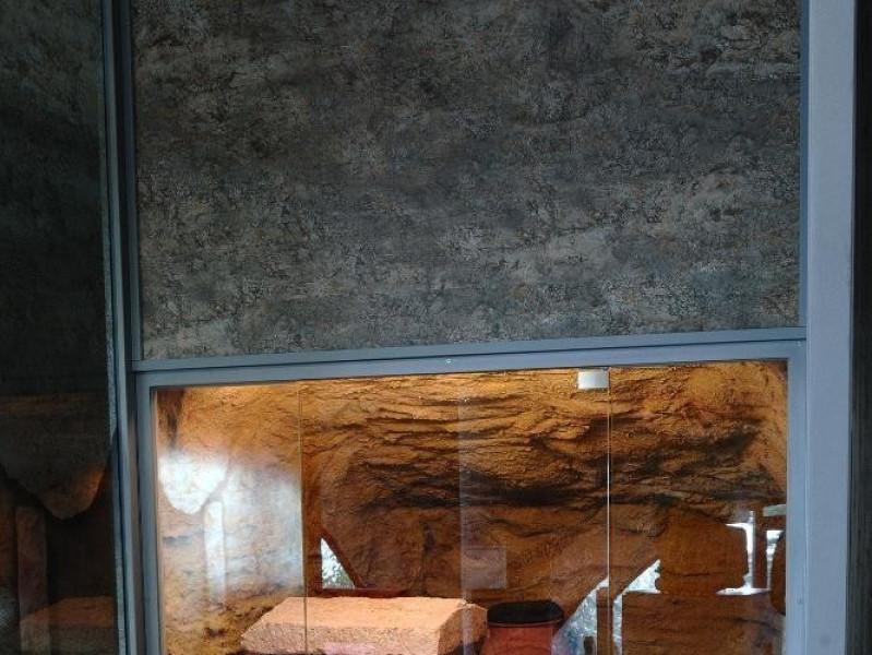 Tomba etrusca III-I sec. a.C. Ricostruzione Fedeli, Marcello; jpg; 1417 pixels; 2126 pixels