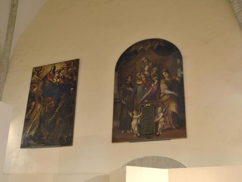 Benedetto Bandiera. Dipinto. Madonna con Gesù Fedeli, Marcello; jpg; 2126 pixels; 1417 pixels