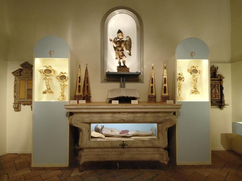 """Museo della Pievania """"Giuseppe Laudati"""". Inte Fedeli, Marcello; jpg; 2126 pixels; 1417 pixels"""