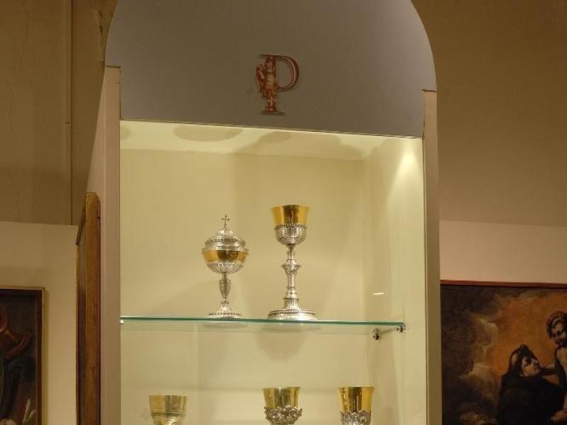 """Museo della Pievania """"Giuseppe Laudati"""". Inte Fedeli, Marcello; jpg; 1417 pixels; 2126 pixels"""
