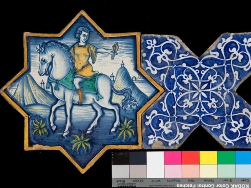Formelle in ceramica Tatge, George; jpg; 768 pixels; 514 pixels