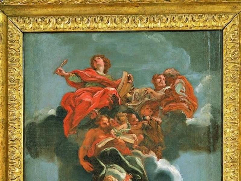Giovanni Battista Gaulli, detto il Baciccio,  jpg; 604 pixels; 768 pixels