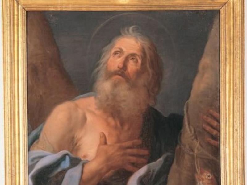 Sebastiano Conca, Sant'Andrea, 1720 circa jpg; 400 pixels; 462 pixels