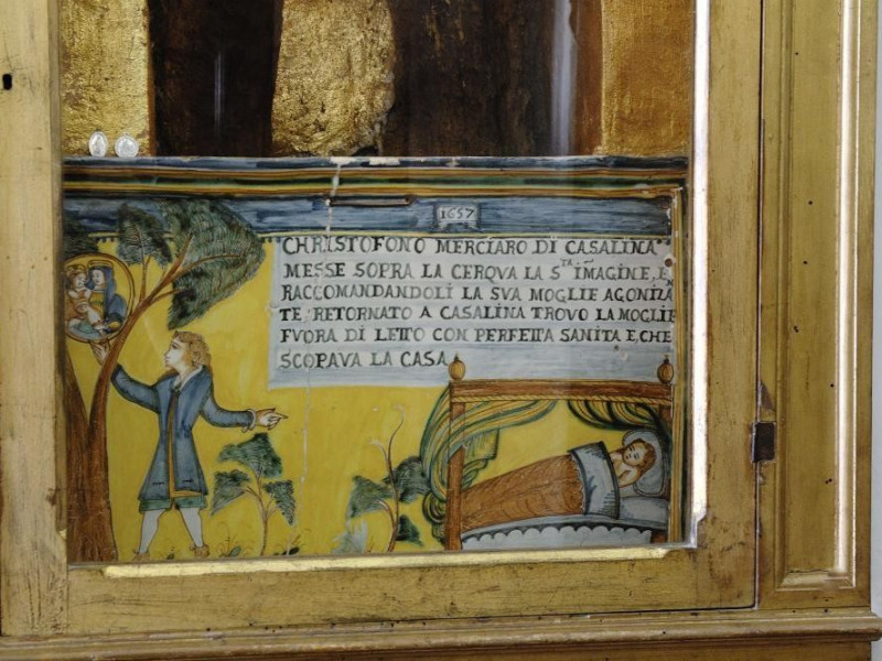 Ex voto. 1657 Fedeli, Marcello; jpg; 2126 pixels; 1417 pixels