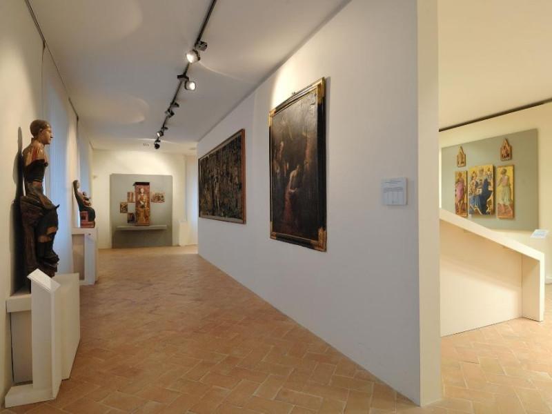 Museo capitolare diocesano. Sale espositive Fedeli, Marcello; jpg; 2126 pixels; 1417 pixels