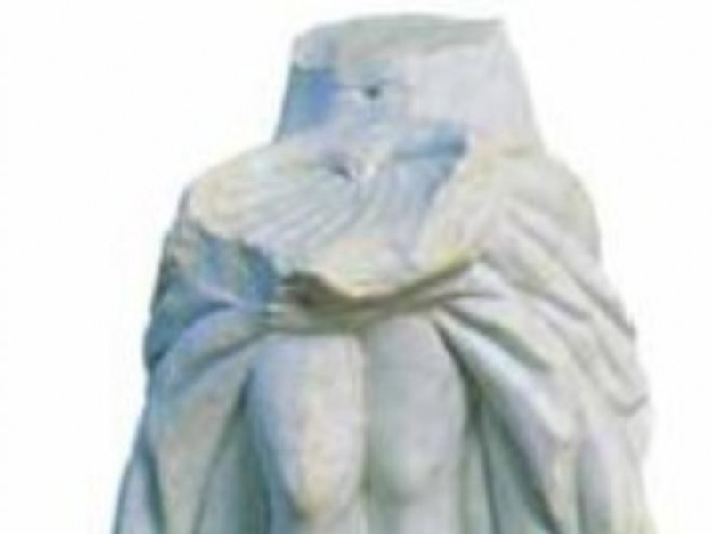 Statua di ninfa, II sec. d.C. Giorgetti, Alessio/ Tatge George; jpg; 192 pixels; 291 pixels