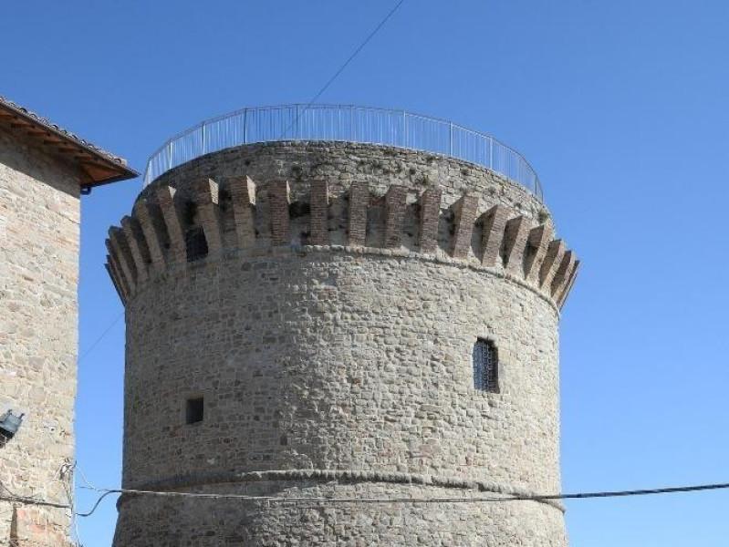 Rocca sonora. Fine sec. XV Fedeli, Marcello; jpg; 1417 pixels; 2126 pixels