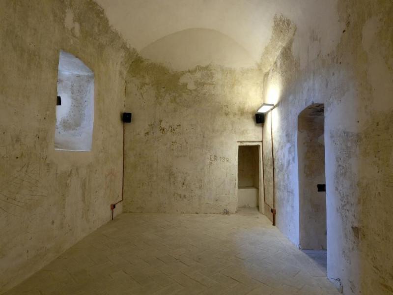 Rocca sonora. Fine sec. XV. Interno Fedeli, Marcello; jpg; 2126 pixels; 1417 pixels