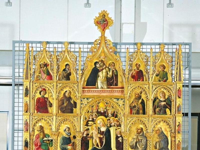 Niccolò di Liberatore detto l'Alunno, Politti Giorgetti, Alessio; jpg; 663 pixels; 768 pixels
