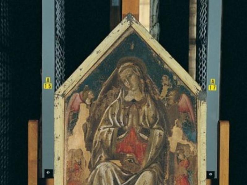 Matteo da Gualdo, Assunta - Madonna orante, 1 Giorgetti, Alessio; jpg; 400 pixels; 522 pixels