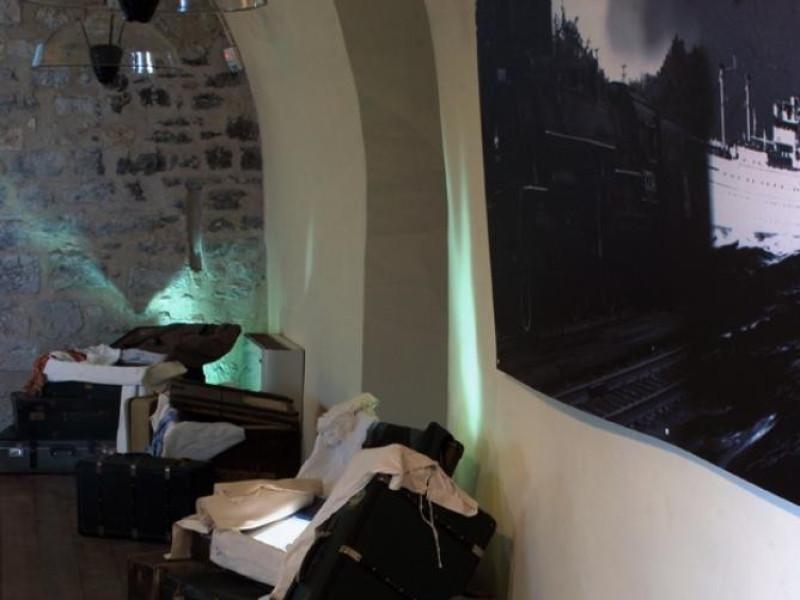 Sala espositiva 2° piano Bellu, Sandro; jpg; 622 pixels; 929 pixels