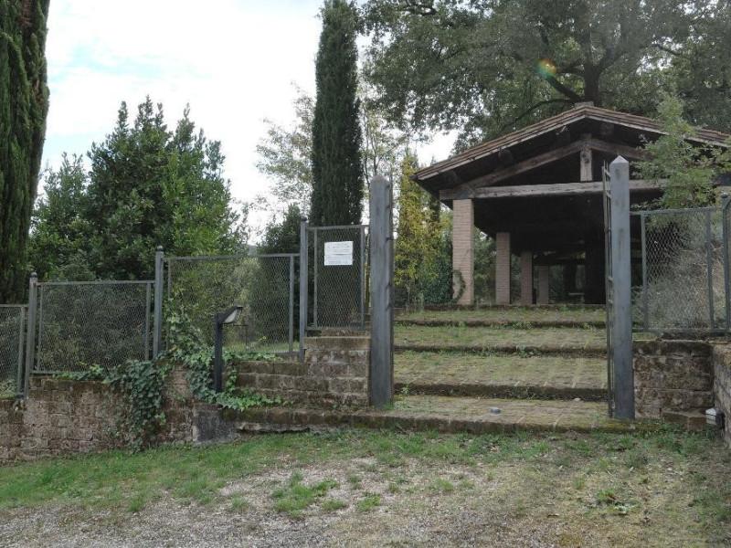 Catacomba di Villa S. Faustino. Ingresso Fedeli, Marcello; jpg; 2126 pixels; 1417 pixels