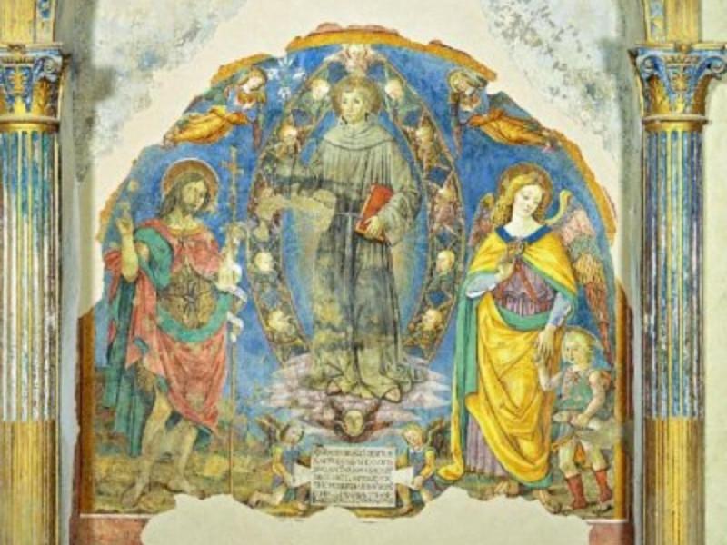 Bartolomeo Caporali Sant'Antonio di Padova tr Bellu, Sandro/ Castignani, Sante; jpg; 400 pixels; 400 pixels