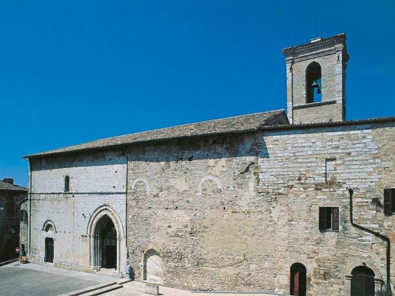 Pinacoteca comunale, chiesa di San Francesco, jpg; 766 pixels; 768 pixels