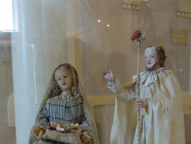 Museo san Giuseppe. Allestimento interno. Bovini, Mirko; jpg; 576 pixels; 768 pixels