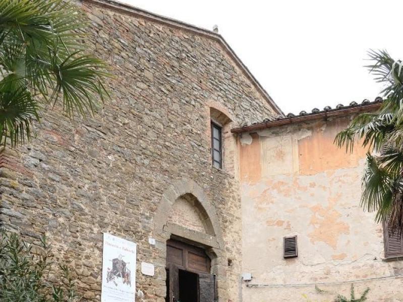 Chiesa di S. Agostino. Facciata. Fedeli, Marcello; jpg; 1417 pixels; 2126 pixels