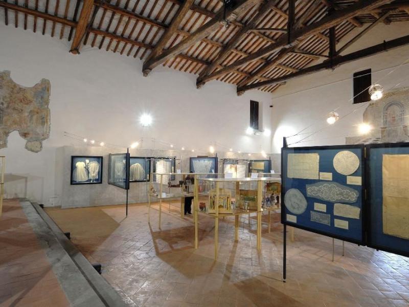 """Museo del Tulle """"Anita Belleschi Grifoni"""". Sa Fedeli, Marcello; jpg; 2126 pixels; 1417 pixels"""