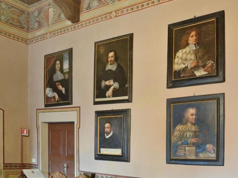 Pinacoteca Mariottini. Sala espositiva. Fedeli, Marcello; jpg; 2126 pixels; 1417 pixels