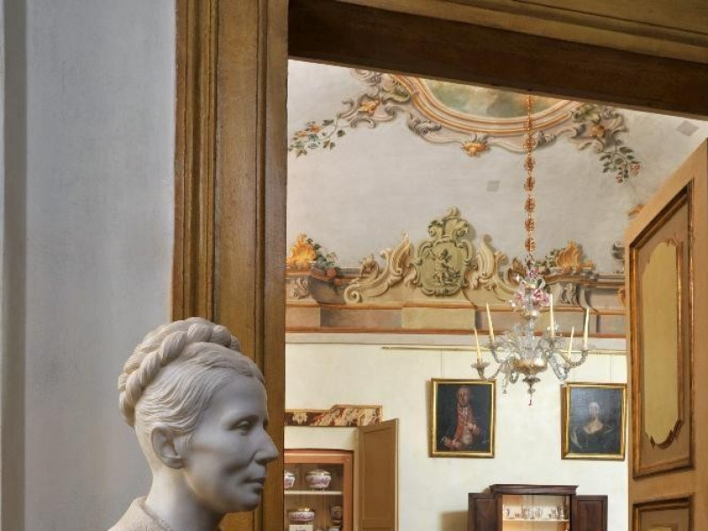 Casa-Museo di Palazzo Sorbello. Sala Ugolino. Bovini, Mirko; jpg; 2832 pixels; 4256 pixels