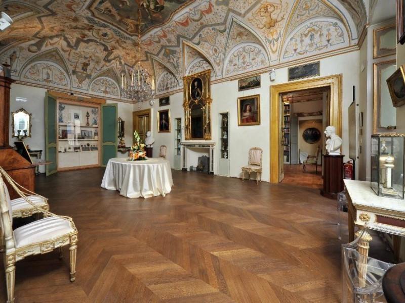 Casa-Museo di Palazzo Sorbello. Sala Carlo II Bovini, Mirko; jpg; 4256 pixels; 2832 pixels