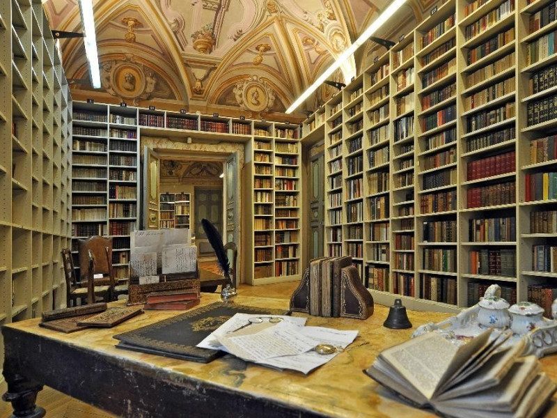 Casa-Museo di Palazzo Sorbello. Sala Giuseppe Bovini, Mirko; jpg; 4288 pixels; 2848 pixels
