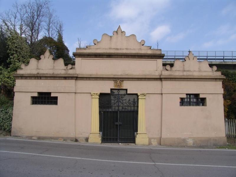 Necropoli del Palazzone e Ipogeo dei Volumni. Bovini, Mirko; jpg; 2048 pixels; 1536 pixels