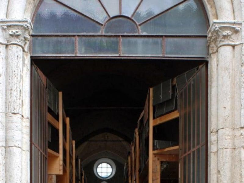 Convento di San Francesco delle Donne. Labora Bellu, Sandro; jpg; 622 pixels; 929 pixels