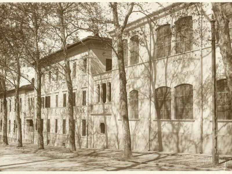 Perugia, Museo storico della Perugina