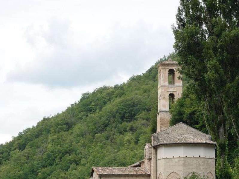 Preci. Abbazia di Sant'Eutizio, sec. XII.  jpg; 1417 pixels; 2126 pixels