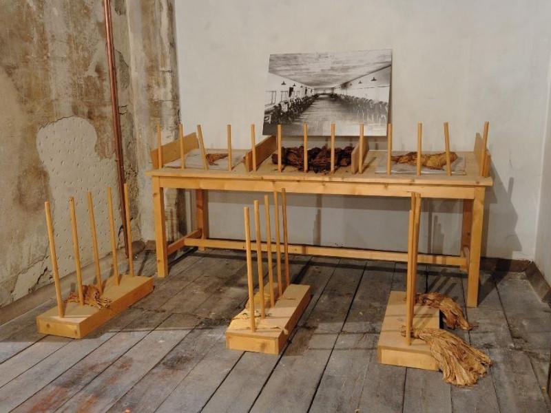Museo storico e scientifico del Tabacco. Tavo Fedeli, Marcello; jpg; 2126 pixels; 1417 pixels