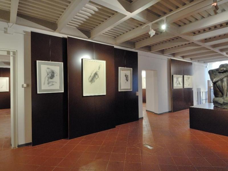 Collezione permanente Emilio Greco. Sala espo jpg; 2126 pixels; 1417 pixels