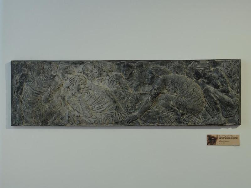Collezione permanente Emilio Greco. Bozzetto. jpg; 2126 pixels; 1417 pixels