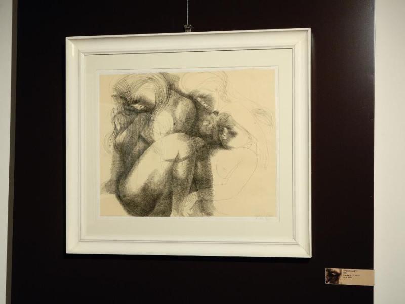 Collezione permanente Emilio Greco. Acquafort jpg; 2126 pixels; 1417 pixels
